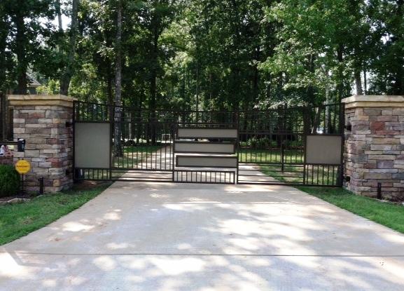 contemporary-gate
