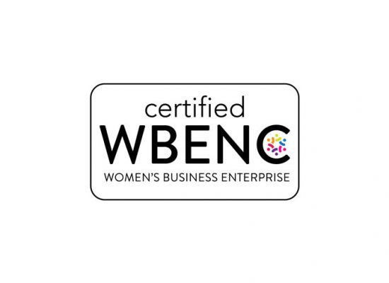 WBENC LOGO ON WHITE